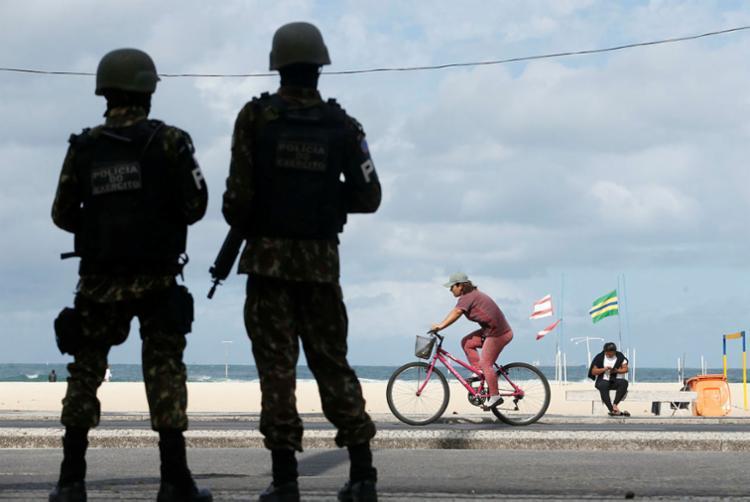 Órgão vai ajudar a coordenar atividades de inteligência - Foto: Tânia Rêgo | Agência Brasil