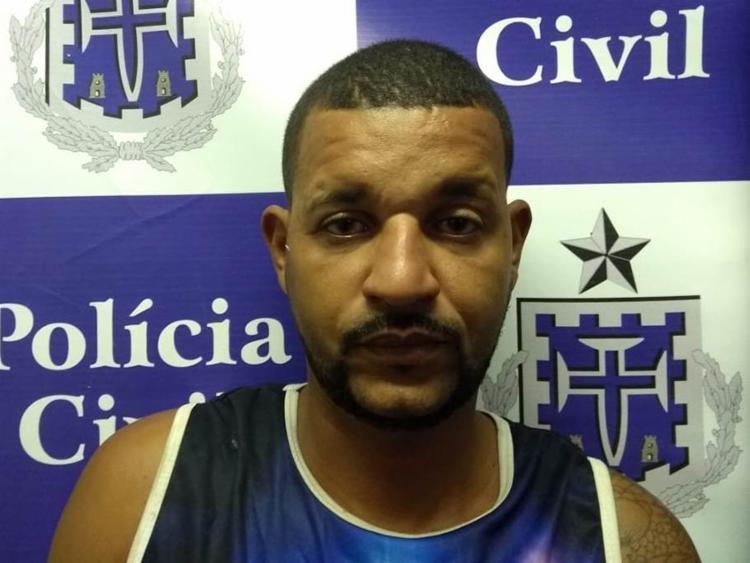 Ricardo Oliveira Conceição alegou que a motivação do crime foi ciúmes - Foto: Divulgação | SSP-BA