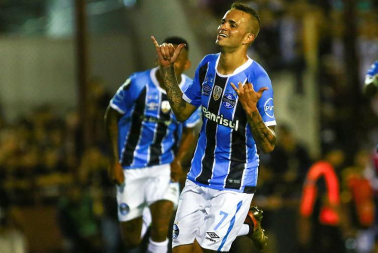 Grêmio será o primeiro a entrar em campo nesta terça-feira - Foto: Lucas Uebel | Grêmio FBPA