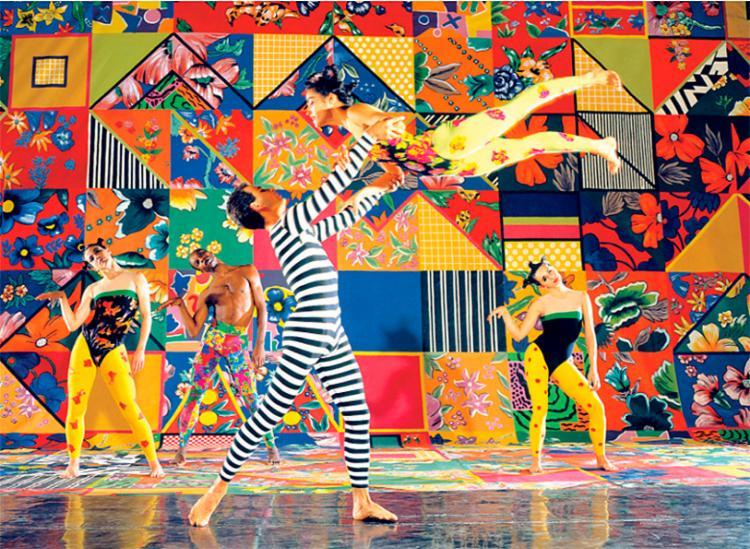 Coreografias serão apresentadas neste fim de semana, no TCA - Foto: José Luiz Pederneiras   Divulgação