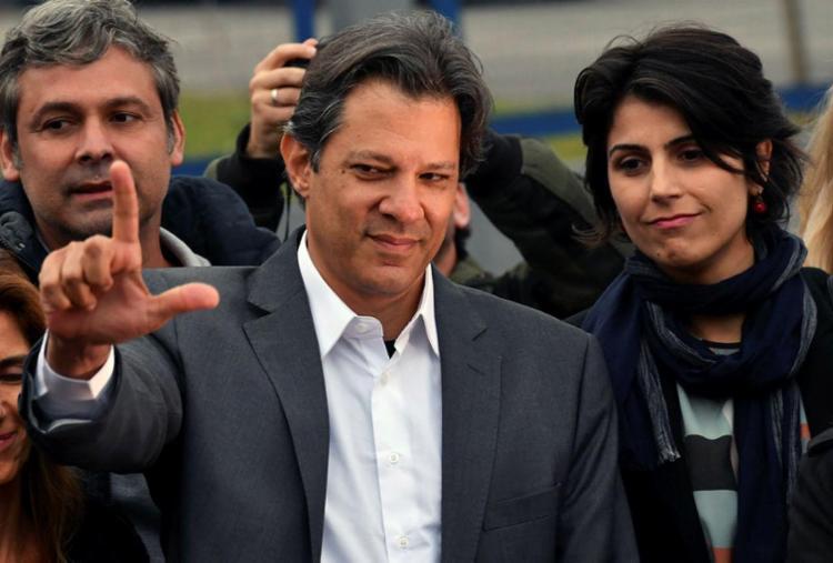 Decisão foi tomada de modo liminar após representação feita pela coligação de Bolsonaro - Foto: Nelson Almeida | AFP