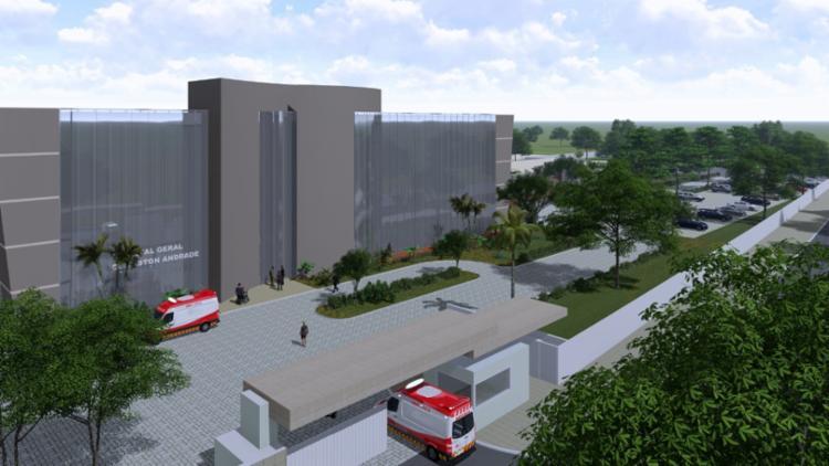 A expectativa é de que as obras sejam concluídas em até 12 meses - Foto: Divulgação | GOV-BA