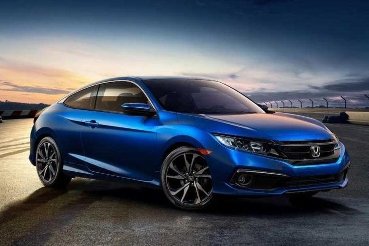 Honda lança a primeira reestilização da décima geração do Honda Civic - Foto: Divulgação