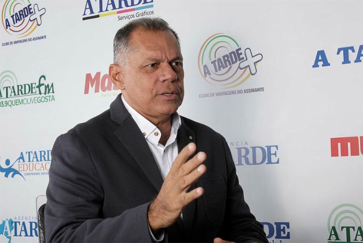 João Henrique Carneiro, candidato pelo PRTB: