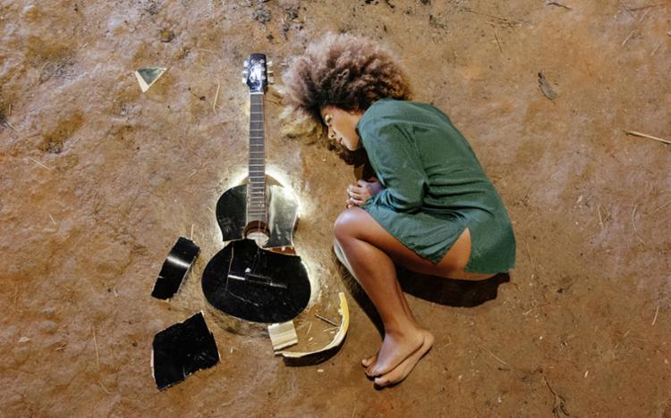 No seu segundo álbum a artista traz composições que retratam seu cotidiano e suas histórias vividas em Juazeiro - Foto: Natália Arjones   Divulgação