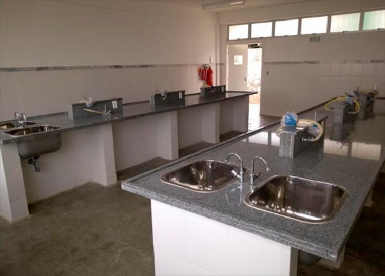 Sete novos laboratórios foram implantados - Foto: Divulgação | SEDU