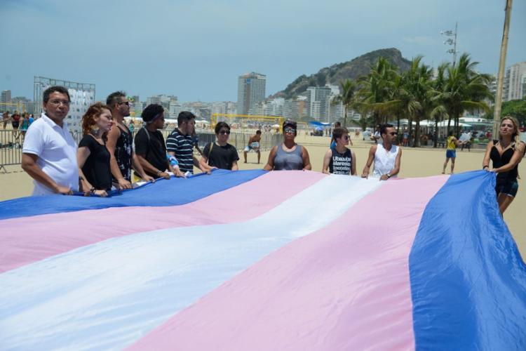 Números foram divulgados pela Associação Nacional de Travestis e Transexuais - Foto: Tomaz Silva | Agência Brasil