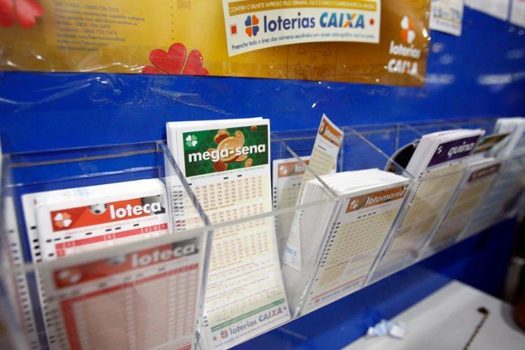 Próximo sorteio da Mega-Sena será realizado no sábado - Foto: Luciano Carcará   Ag. A Tarde