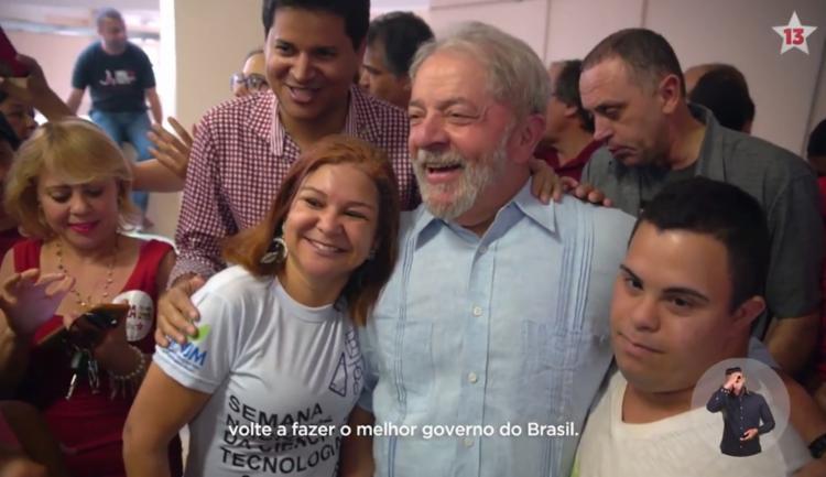 Candidato a deputado federal Kim Kataguiri pediu a suspensão da campanha com Lula - Foto: Reprodução