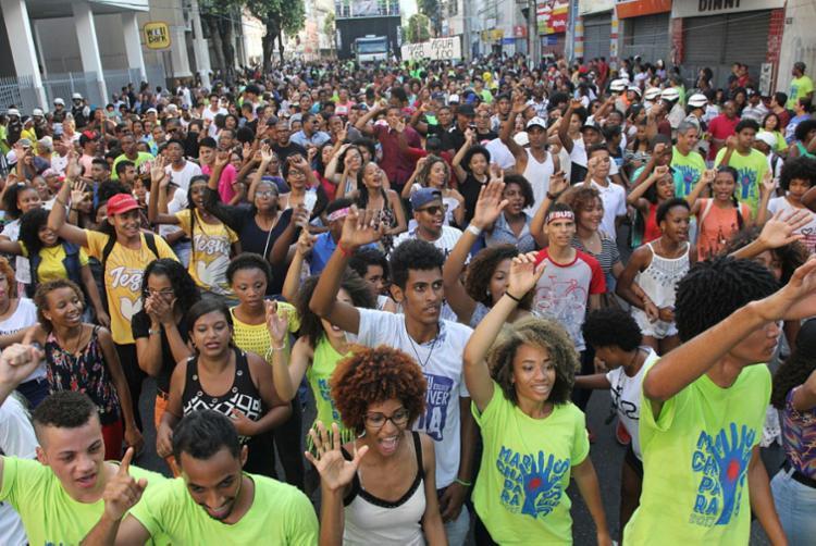 Fiéis irão sair do Campo Grande em direção à praça Castro Alves - Foto: Adenilson Nunes | Divulgação