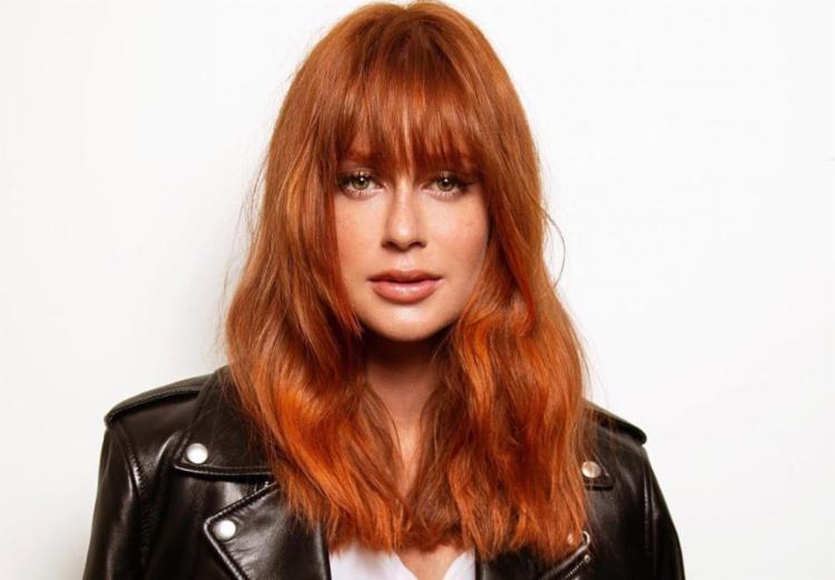 Aguinaldo Silva pede que a atriz mude o cabelo novamente para a personagem - Foto: Reprodução | Instagram