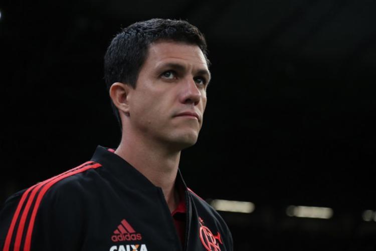 A demissão do treinador foi anunciado na manhã desta sexta-feira - Foto: Gilvan de Souza | Flamengo