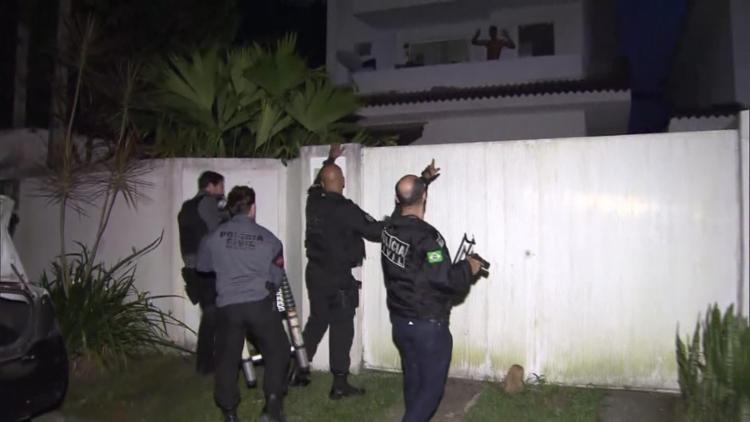Cinco pessoas envolvidas no esquema fraudulento já foram presas - Foto: Reprodução | TV Globo