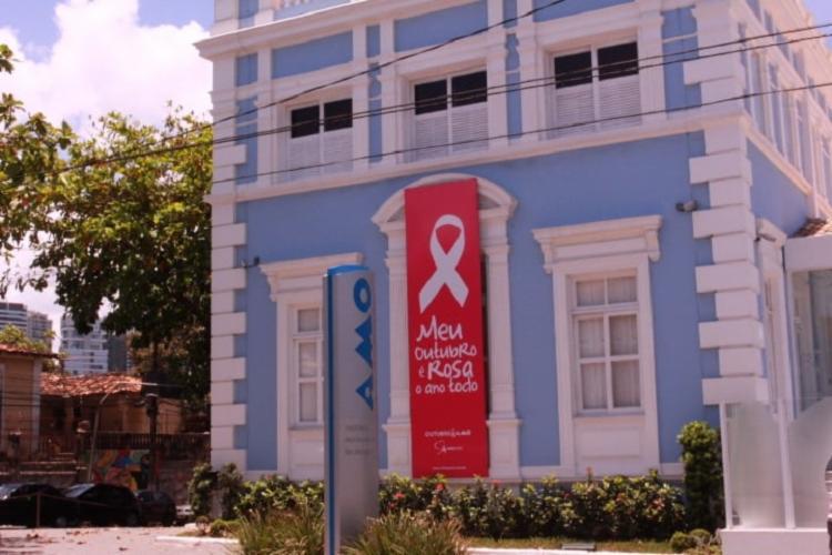 Concentração será realizada em frente a Clínica AMO, no bairro do Rio Vermelho - Foto: Reprodução
