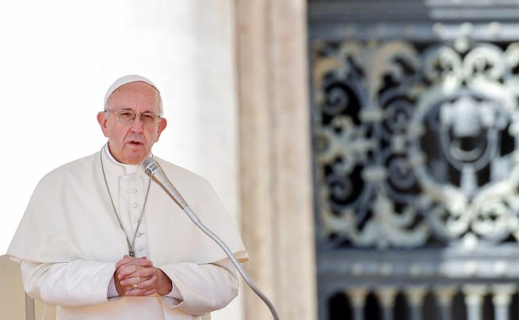 No início deste ano, Francisco enfrentou a pior crise de seu papado - Foto: Tiziana Fabi   AFP