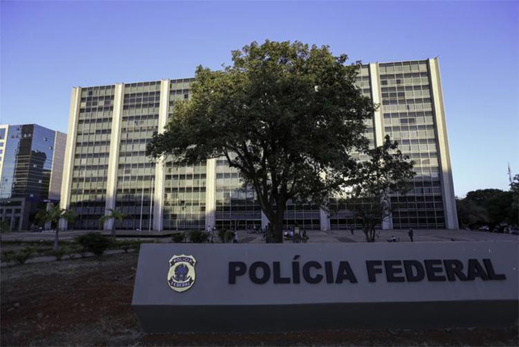 Reunião na sede da PF, em Brasília, definiu número de policiais para a segurança de cada candidato - Foto: Fabio Rodrigues Pozzebom l Agência