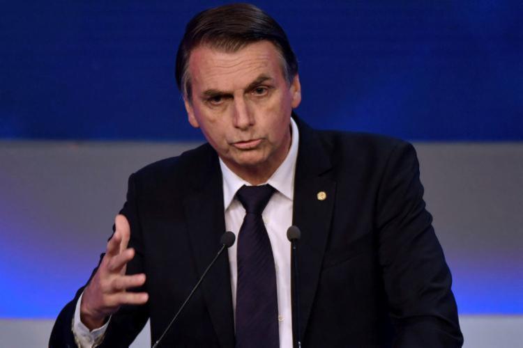 Bolsonaro é considerado pela maioria um defensor dos interesses do empresariado (65%) - Foto: Reprodução