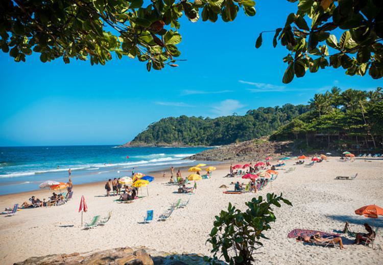A Praia da Tiririca é conhecida por abrigar campeonatos de surf, como o Mundial WSL, a ser realizado no próximo mês de outubro - Foto: Márcio Filho/MTur