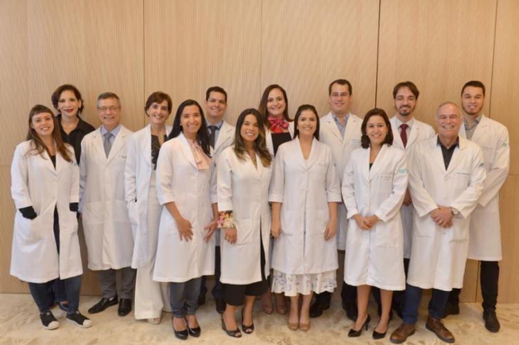 Núcleo de Oncologia da Bahia (NOB) recebe o prêmio em Toronto, no Canadá - Foto: Divulgação