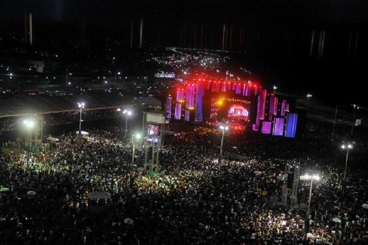 Serão cinco dias de festa na Arena Daniela Mercury, localizada na Boca do Rio - Foto: Jefferson Peixoto | Secom | PMS