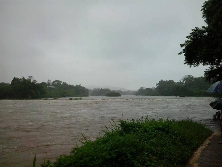 Corpo foi localizado no rio Cachoeira, no distrito de Banco da Vitória - Foto: Reprodução