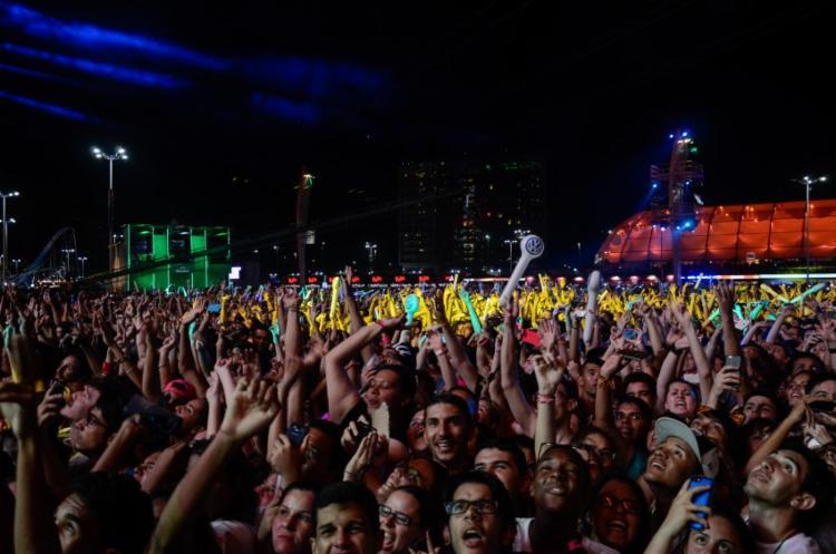 O Rock In Rio Card começa a ser vendido no dia 12 de novembro - Foto: Alexandre Macieira | Riotur
