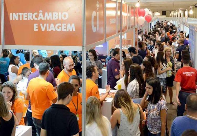 Evento espera reunir mais de 30 mil estudantes em todo o país - Foto: Divulgação
