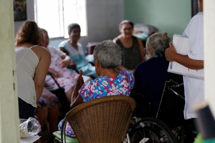 Serviço será realizado em pacientes acima de 60 anos - Foto: Foto: Divulgação  Ag. A Tarde