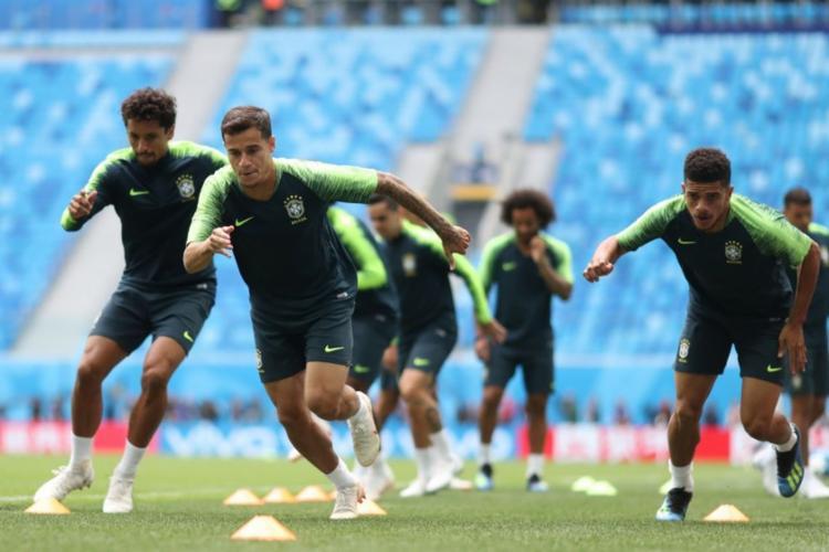 Seleção brasileira enfrenta os EUA em primeira partida após a Copa do Mundo - Foto: Lucas Figueiredo | CBF