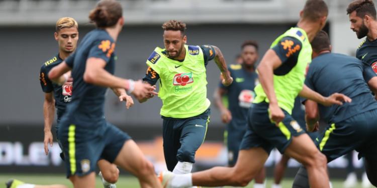 Brasileiros estão no ciclo de preparação para a Copa do Mundo de 2022 - Foto: Lucas Figueiredo   CBF   Divulgação