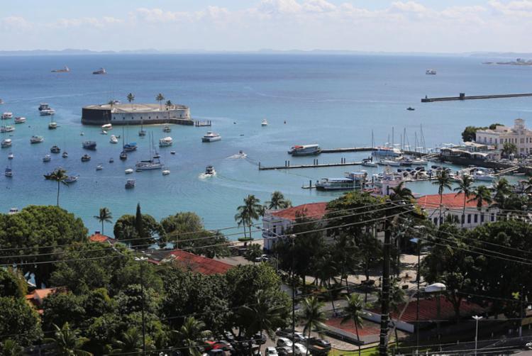 A Bahia foi, aliás, o estado mais vendido como destino turístico no Hiper Feirão de Viagens Flytour de Santos (SP) - Foto: Luciano Carcará   Ag. A TARDE