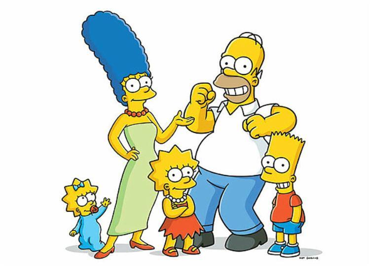 O primeiro episódio de Os Simpsons foi ao ar em dezembro de 1989 - Foto: Divulgação