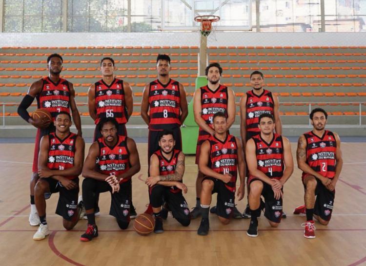 Antes do confronto deste domingo, o time comandado por Gustavo Aurino já havia ganhado do ABASP e do NBJ - Foto: Divulgação | EC Vitória