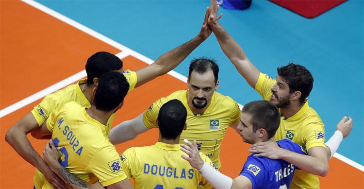 No geral, o Brasil soma quatro vitórias e uma derrota na competição - Foto: Divulgação l CBV
