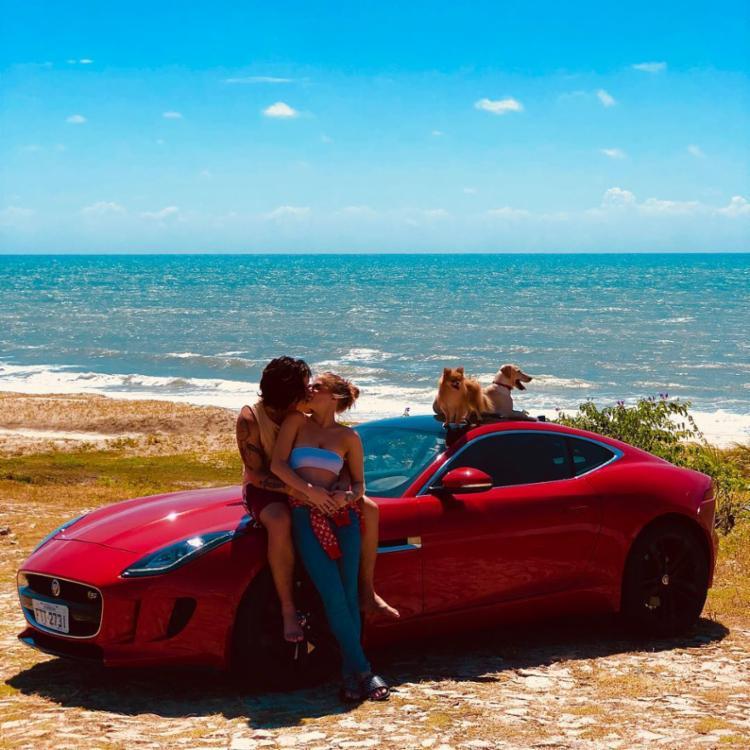 Whindersson e Luisa se casaram em fevereiro deste ano - Foto: Reprodução | Instagram