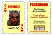 Dois de Copas do Baralho do Crime é preso em barbearia de Cajazeiras | Foto: Divulgação | SSP-BA