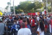 Ato pela Democracia acontece em Salvador neste sábado | Foto: Edmundo Nascimento | Cidadão Repórter