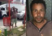 Homem mata o primo à facadas no centro de Euclides da Cunha | Foto: Reprodução | Primeiro Jornal