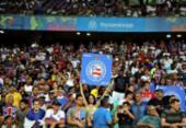 Ingressos para próxima partida do Bahia possuem valores promocionais | Foto: Felipe Oliveira | EC Bahia