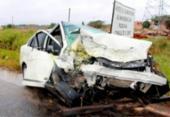 Quatro pessoas ficam feridas em acidente na BR-367 | Foto: Reprodução | site Radar 64