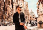 Caio Castro é acusado de vandalismo na Europa; ator nega | Foto: Reprodução Instagram