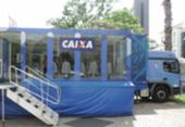 Caminhão para quitar dívidas da Caixa chega a Salvador nesta quarta | Foto: Divulgação | CAIXA