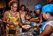 Bloco Alvorada inicia preparativos do Carnaval com tradicional caruru | Foto: Fafá M. Araújo l Divulgação