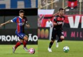 CBF divulga detalhamento sobre as 34ª e 35ª rodadas do Brasileirão | Foto: Maurícia da Matta | EC Vitória e Felipe Oliveira | EC Bahia