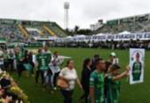 Parentes de vítimas do voo da Chapecoense deixam Bolívia sem demandas atendidas | Foto: Nelson Almeida | AFP