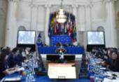 Missão da OEA apela por propostas | Foto: Mandel Ngan | AFP