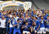 Com participação do VAR, Cruzeiro bate o Corinthians e conquista o hexa | Foto: Nelson Almeida l AFP
