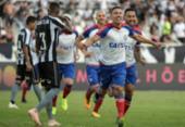 Com gol de Edigar Junio, Bahia vence Botafogo e sobe na tabela | Foto: André Fabiano | Estadão Conteúdo