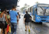 Apesar do grande fluxo de pessoas, Salvador registra poucos problemas no transporte | Foto: Joá Souza| Ag. A Tarde