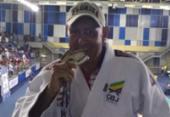 Baiano representa o Brasil em torneio internacional de Judô | Foto: Roberto Souza
